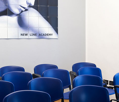 Aula di makeup New Line Academy